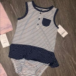 NWT Carters Onesie 18 Months